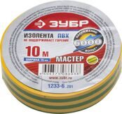 PVC Insulating Tape 3Y6P yellow-green
