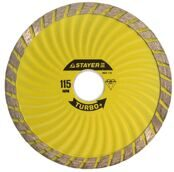 Diamond Saw Blade STAYER 105mm