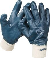 Protective Gloves with full nitrile coating 3Y6P MASTER (L)