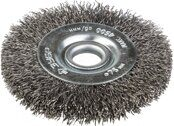Wire Brush for Bench Grinder Ø75mm 3Y6P PROFESSIONAL