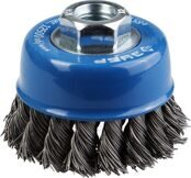 Cup-shaped Wire Brush for Angle Grinder Ø65mm 3Y6P PROFESSIONAL