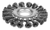 Disc-shaped Wire Brush for Angle Grinder Ø100mm STAYER