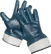 Protective Gloves with full nitrile coating 3Y6P MASTER (M)
