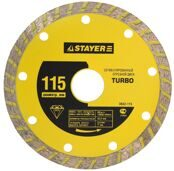 Diamond Saw Blade STAYER 115mm