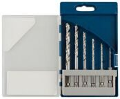 HEX shank Metal Drill Set ЗУБР PROFESSIONAL Ø4-5-6-8-10mm