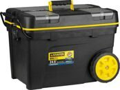 Plastic Tool Trolley Box STAYER PROFESSIONAL 24.5""